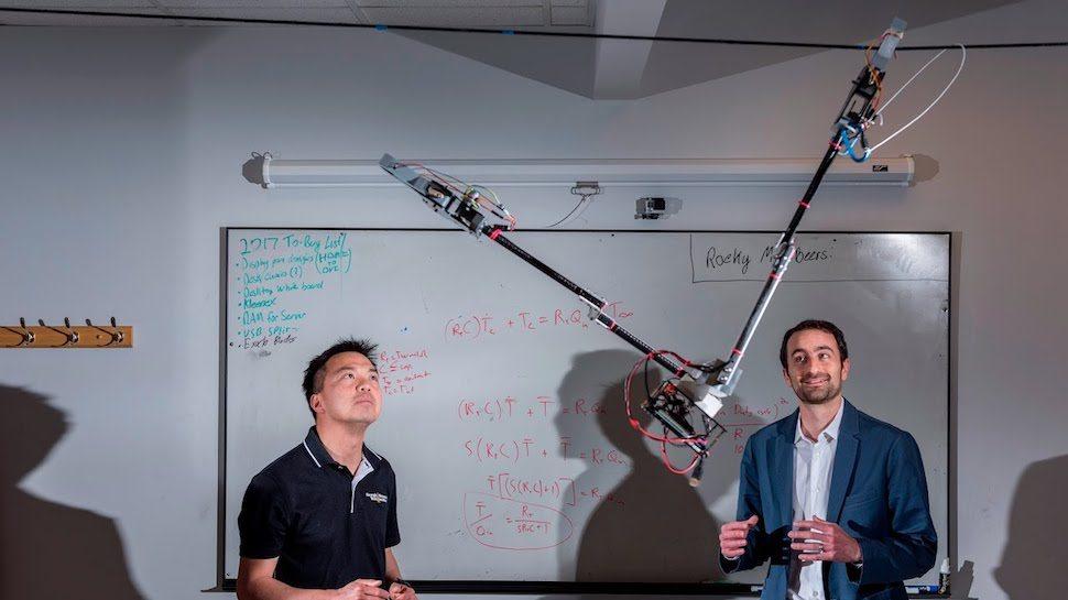 Imagen Tarzán el robot que podría revolucionar la agricultura