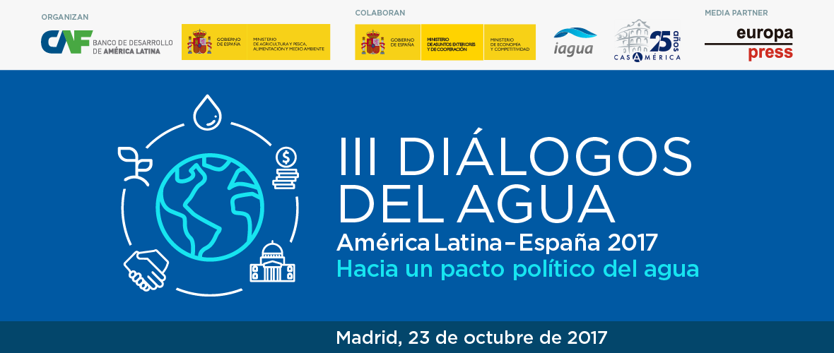 Imagen Diálogos del Agua América Latina-España