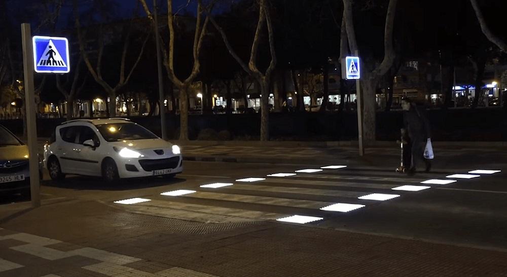 Imagen El paso de peatones se hace 'smart'