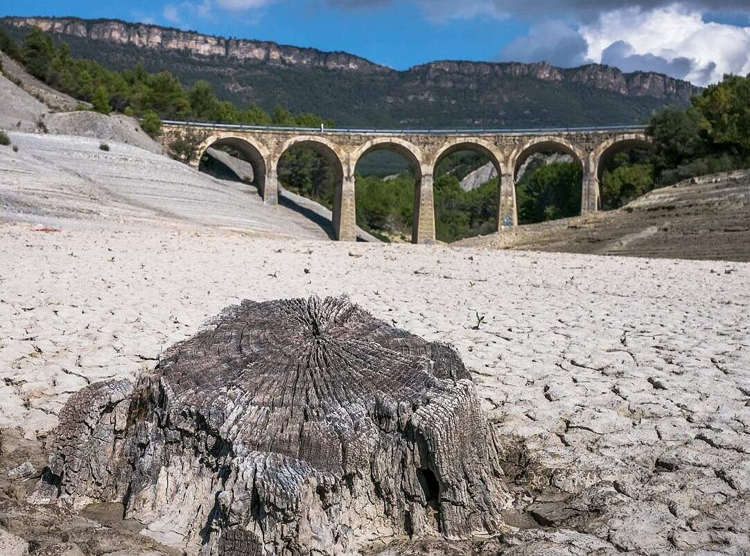 Imagen  Inversión en infraestructuras hidráulicas ante la alarma por sequía