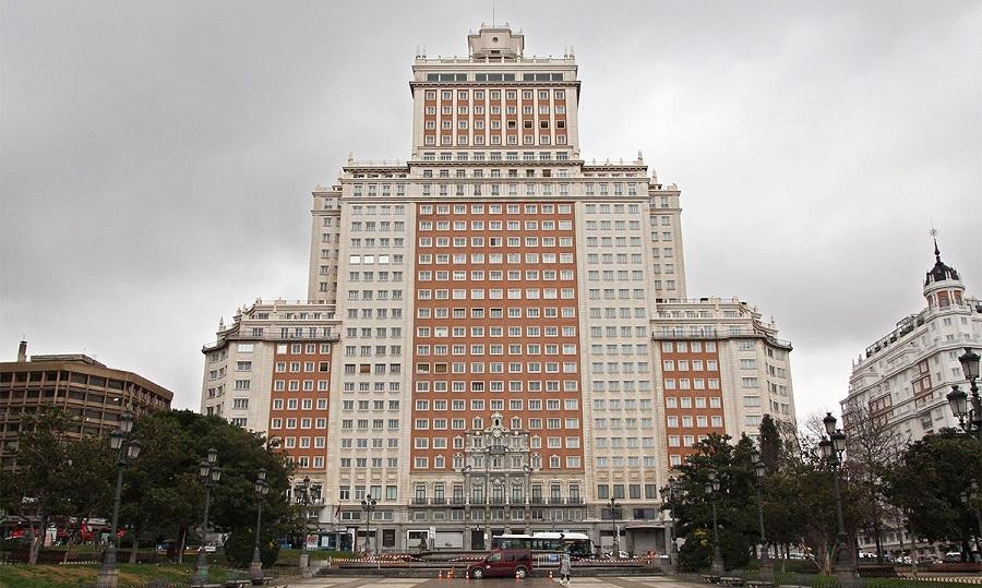 Imagen Conservación de la fachada del Edificio España - Conferencia de Ricardo Aroca